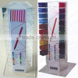 2015High Quality Acrylic Pencil Display Holder,Acrylic Pencil Display Stand,Acrylic Pen Holder