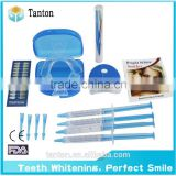 Beauty smile teeth whitening gel pen home kit/salon kit, 0%cp,16%cp, 18%cp, 22%cp, 35%cp, 44%cp, 6%hp, 22%hp