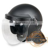 Riot Helmet Adopt the structurally enhanced PC/ABS material with strong vibration-proof and high anti-impact ability
