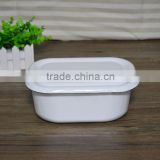 Stainless steel lunch box,pie dish,picnic box