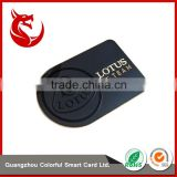 Lowest price quality plated gold business credit card dog tags                                                                                                         Supplier's Choice