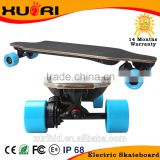 Wholesale Customized logo accepted electric monocycle four wheel outdoor skateboard with remote control                                                                         Quality Choice