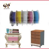 DIY Scrapbooking Colorful Lace Tape Decoration Roll Tape Candy Color Washi Decorative Sticky Masking Self Adhesive Tape
