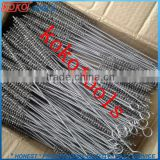 Twisted stainless steel wire test test tube clean brush                                                                         Quality Choice