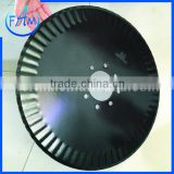 AGCO plain disc blade,MASSEY FERGUSON ATV Plow Disc Plough Blades,Valmet Valtra Heavy hydraulic offset disc harrow blade