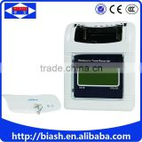card punch time clock attendance machine