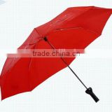 promotion 21 inch manual open compact fashion wine bottle umbrella