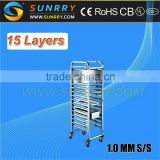 Rolser Shopping Trolley Sale/Food Trolley/Bottle Trolley (SY-TR1511 SUNRRY)