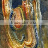 Famous Islamic Guljee Abstract Painting for Sale