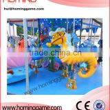 2015 Luxury design / Carousel Horses 12 people for sale (hominggame-COM-321)/Outdoor game Equipment