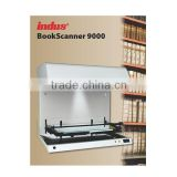 Trade assurance supplier the A2 book scanner for library 400 dpi high resolution, high speed scanning