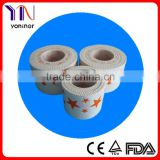 Printed Sports Cotton Tape Manufacturer CE FDA approved