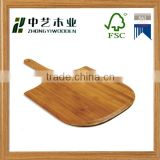 wholesale cheap wooden paddle board laminated oak wood cheese boards