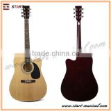 High End Top Quality New Design Beginners Acoustic Guitar