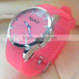 Wholesale Silicone Jelly Watches high quality watch a gift watch