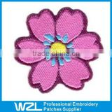 Custom Embroidery Patches for Blouses/Applique Embroidery Flower Patches/Small Flower Patches                                                                         Quality Choice