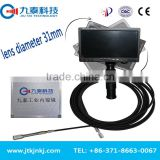 40M Sewer Water Pipe Line Inspection Camera, Pipe Sewer Endoscope Detector / endoscope pipe inspection camera