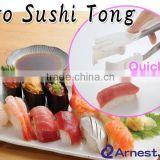 japanese food kitchenware cooking tongs sushi fish tool gift plate making machines set rice mold pro sushi tong made in japan