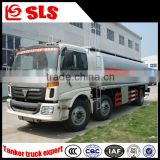 Huge capacity heated bitumen tank truck for sale