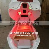 2014 New Product far infrared oxygen spa capsule