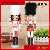 china hand made soldier statues wooden nutcracker
