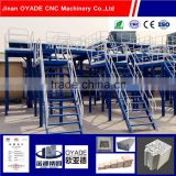 automatic magnesium oxide mgo fireproof board production line 2016