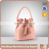 3478 popular lady's handbags designers crossbody brand names hand bag women's handbag with tassel drawstring