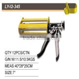 Super Heavy Duty Double Cartridges Caulking Gun
