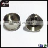Food grade 304 stainless steel CNC turning machining parts used for electronic cigarette