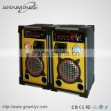 Good Quality 8 inch Bass Horn Speaker 1Channel Digital Audio Music Player Power Amplified Speaker For Leisure Clubs