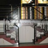 steel wood handrail baluster/steel wood handrail balusters/steel wood handrails baluster