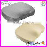F094 Comfy Couch Back Pain Seat Cushion 100% Orthopedic Memory Foam Car Heating Cushion