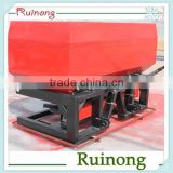 High quality 2CDR-1000YL series double plate farm garden fertilizer spreader for tractors