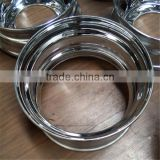 22.5inch tubeless wheel,tubeless truck steel wheel for bus