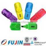 5 in 1 quran read empty marker for promotions or office/highlighter pen mini Price High Quality Digital Hot mini markers