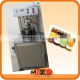Mayjoy stable performance easy maintenance pneumatic system widely used glass jar capping machine