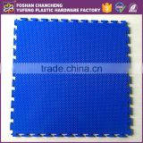 Anti-slip and anti-fatigue PVC tiles for factories