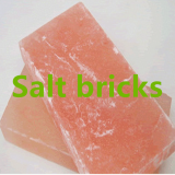 Khan steam room supply material ShuiJing salt bricks are complete in specifications