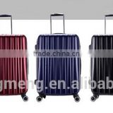 luggage suitcase travel trolley suitcase Aluminium trolley