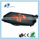 korean electric bbq grill 1500w ETL 53*31CM