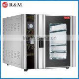 Commercial South Africa Countertop 5tray Super Chef Convection oven