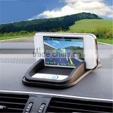 New Product Silicone Sticky View Map GPS Phone Holder