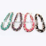 wholesale indian glass jewelry Glass Seed Beads Necklace