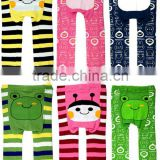 New Arrival Kids Leggings Bright Color Part Children Knitted Pants For Party Boys And Girls Pants Wholesale SC40822-35