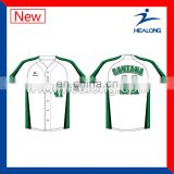 2014 China OEM blank baseball shirts sublimation compression shirt raglan 3/4 sleeve baseball t shirt