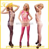 Factory direct wholesale transparent bodystocking sexy lingerie fancy spider girl costume