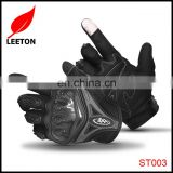 Factory supply fashion touch screen motorbike glove