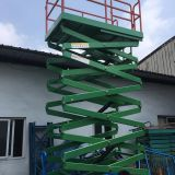 Hoist lift table Stainless Steel Articulating Lift Movable Scissor Lift