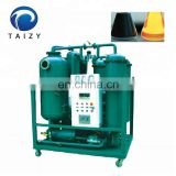 Black Oil Cleaning Micro-Filteration Purification System used cooking oil recycling machine