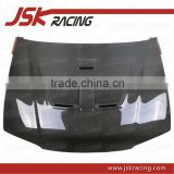 FOR MUGEN STYLE CARBON FIBER HOOD BONNET FOR 1994-1997 HONDA ACCORD (JSK121318)
